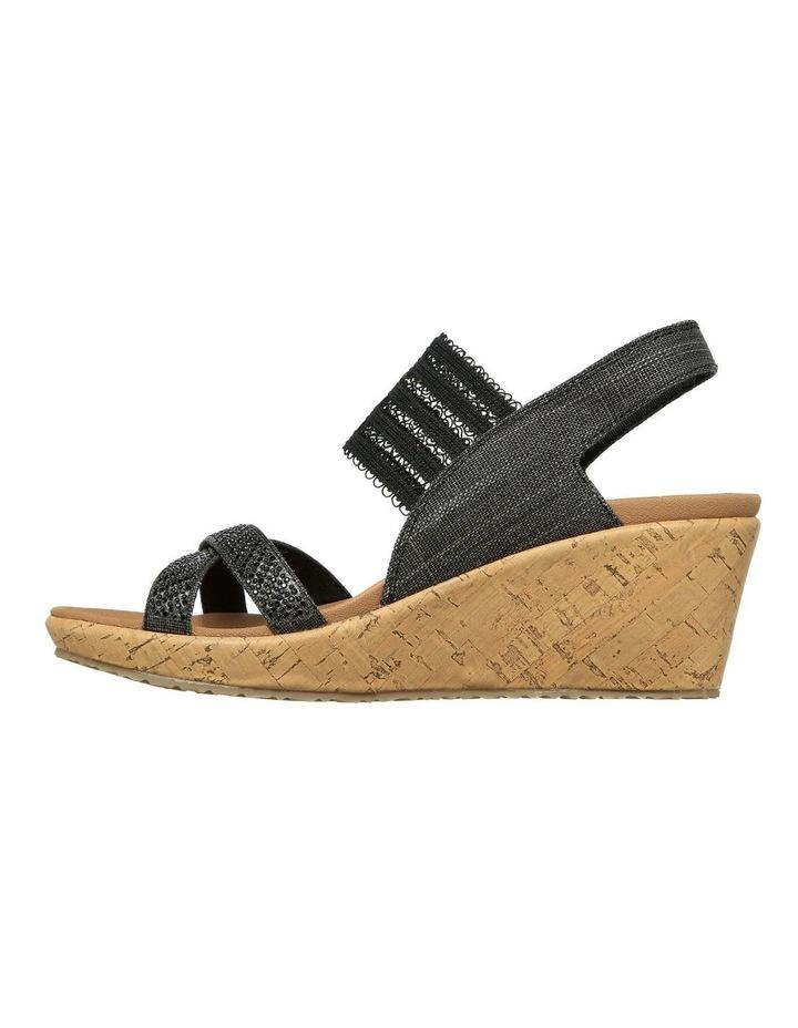 Beverlee Fancy Sips Black Sandal image 4