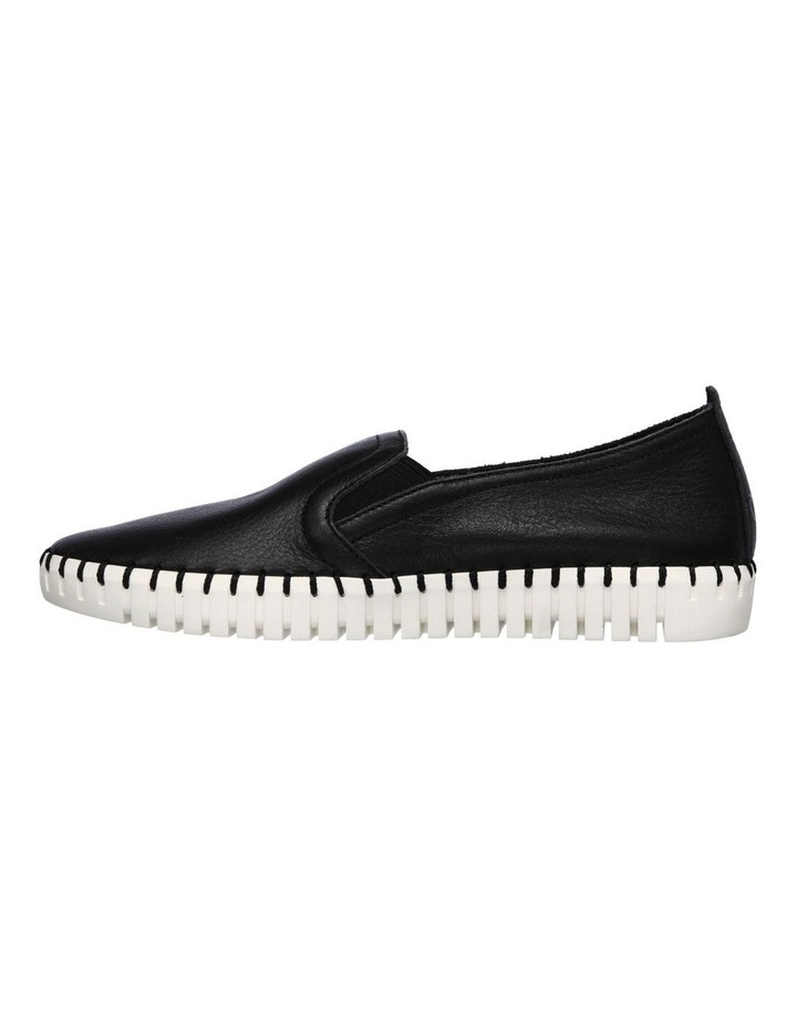Sepulveda Blvd - Cityfied 27053 Black Flat Shoe image 3