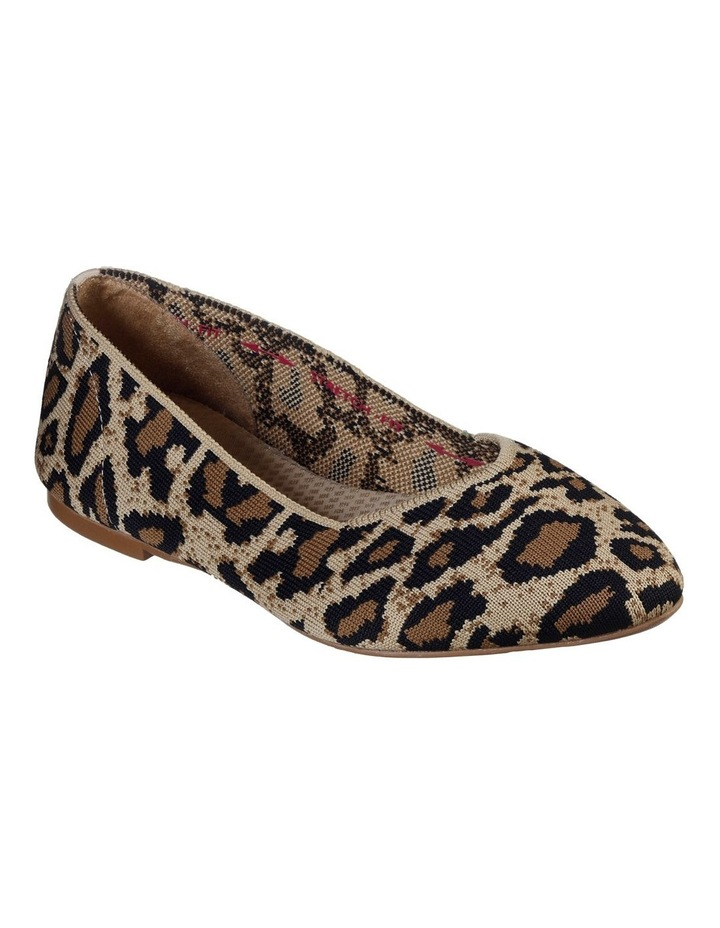 Cleo - Clawsome 44886 Natural Flat Shoe image 2