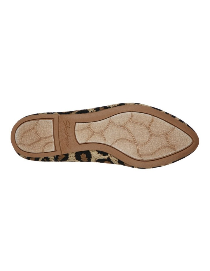 Cleo - Clawsome 44886 Natural Flat Shoe image 4