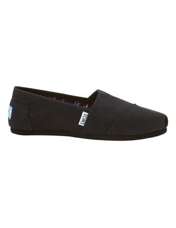 bacb5564cd6 TOMSAlpargata 10002472 Black Canvas Sneaker. TOMS Alpargata 10002472 Black  Canvas Sneaker