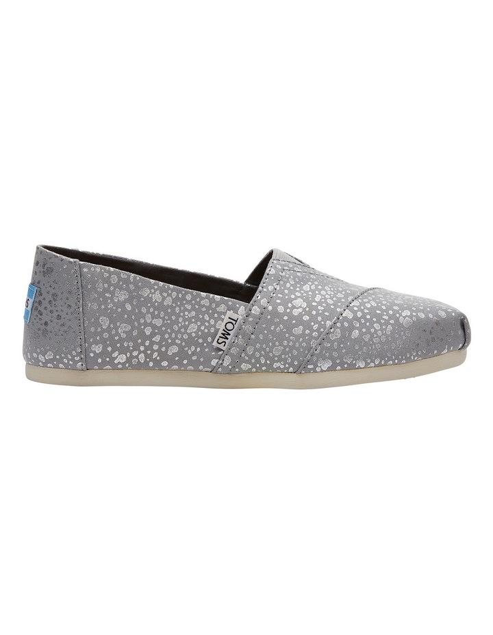 Alpargata 10010787 Silver Foil Snow Spots Sneaker image 1