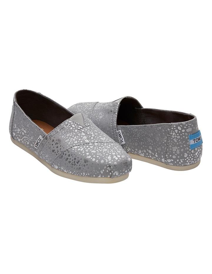 Alpargata 10010787 Silver Foil Snow Spots Sneaker image 2