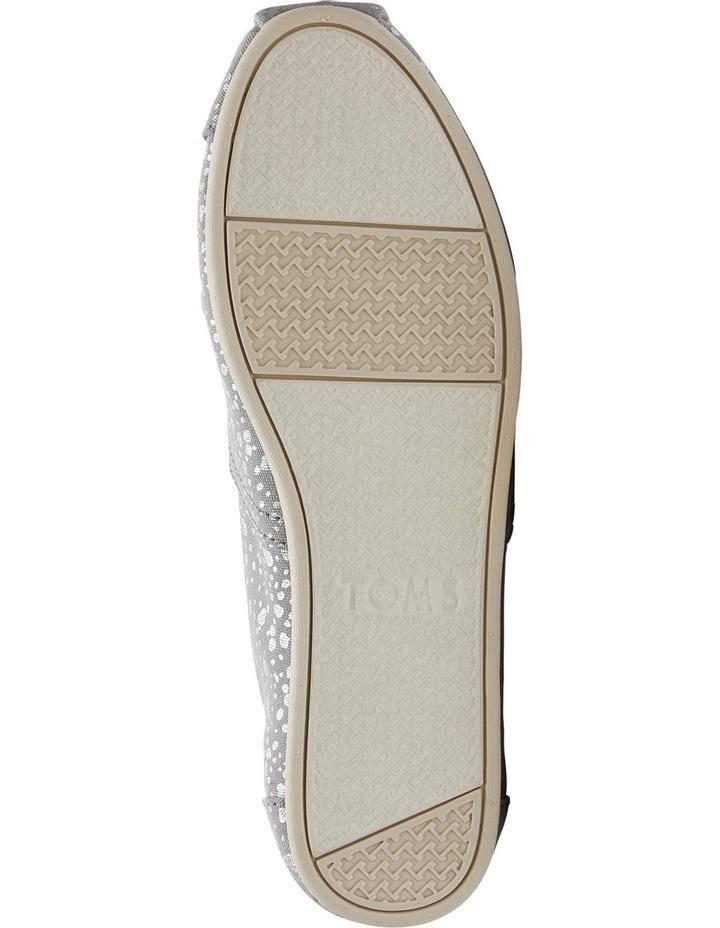 Alpargata 10010787 Silver Foil Snow Spots Sneaker image 3