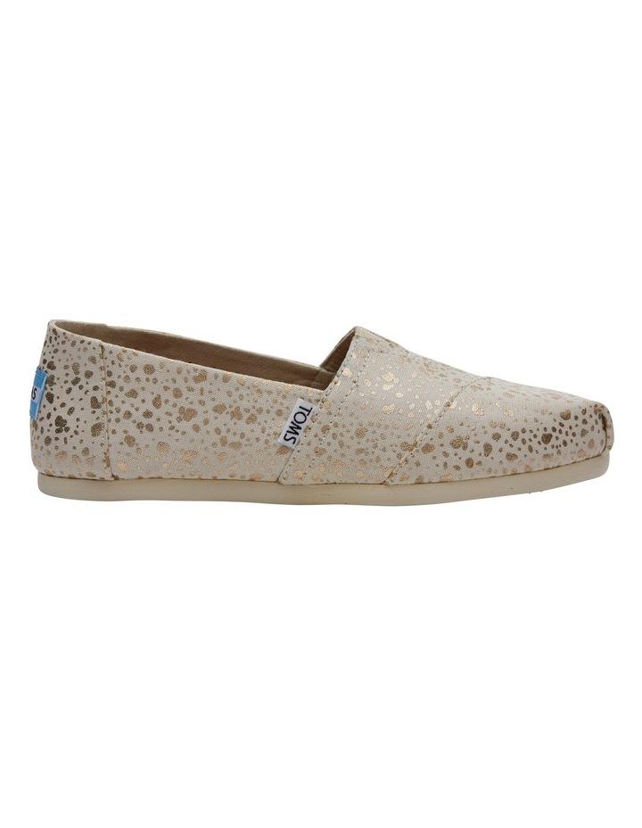 Alpargata 10010801 Gold Foil Snow Spots Sneaker image 1