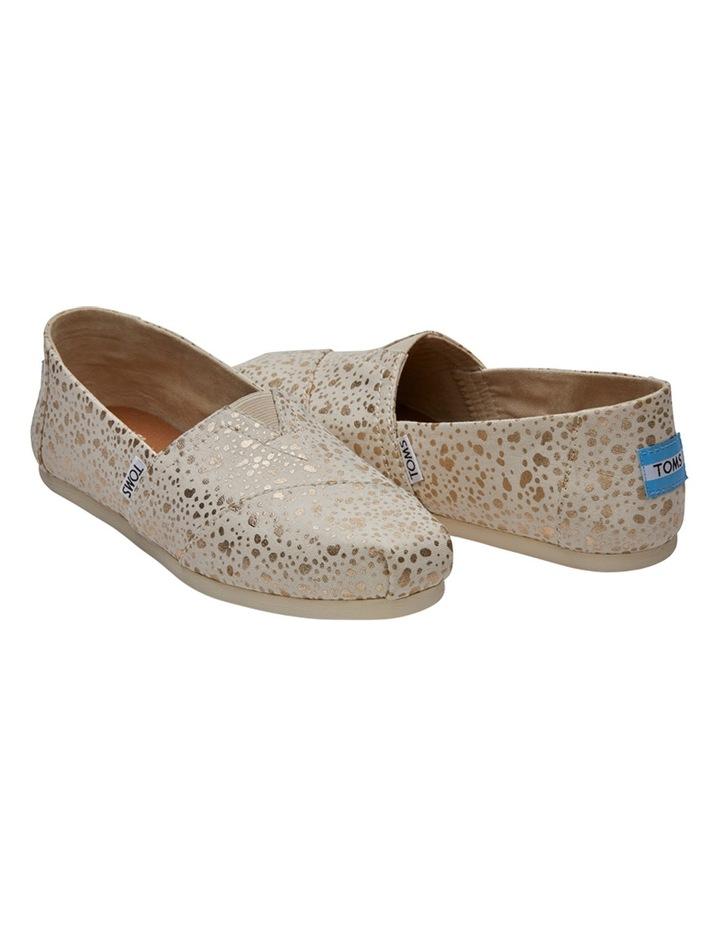 Alpargata 10010801 Gold Foil Snow Spots Sneaker image 2