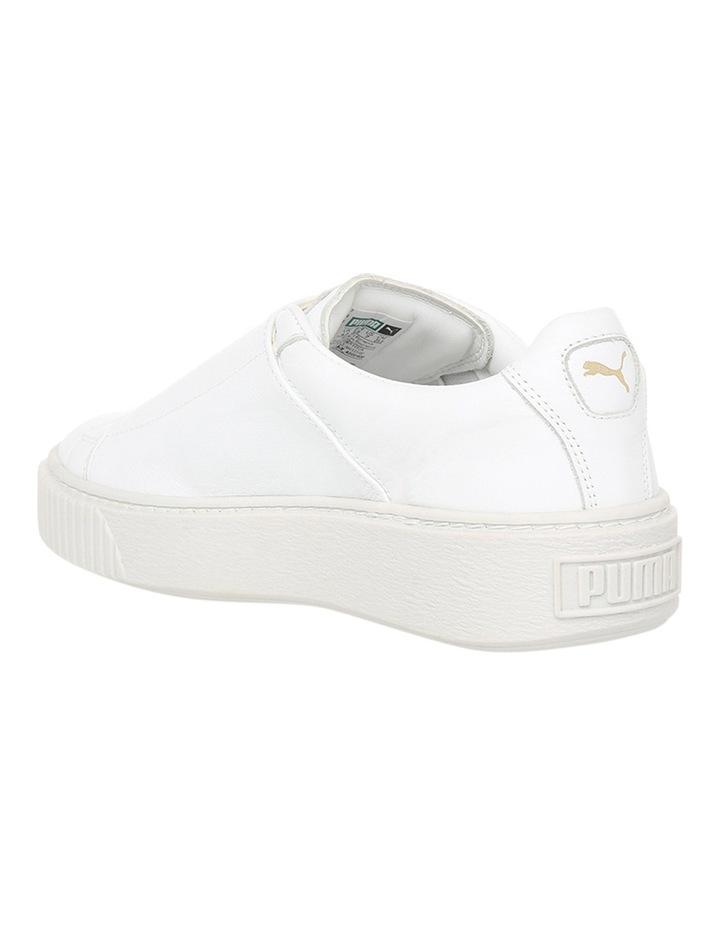 Basket Platform Strap 364112302 White/White Sneaker image 2