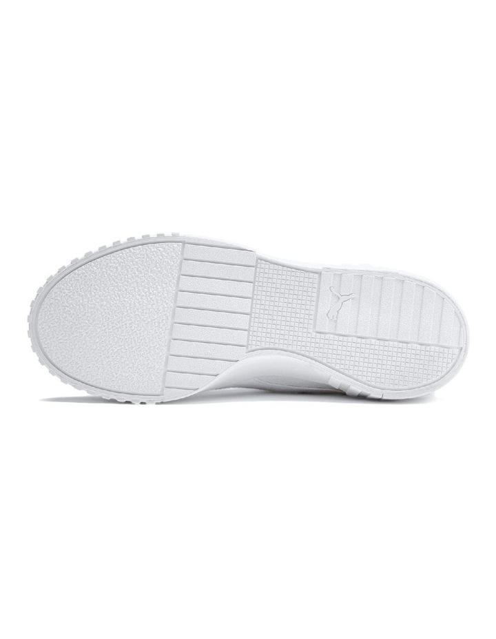 Cali Womens 369155 01 White Sneaker image 5
