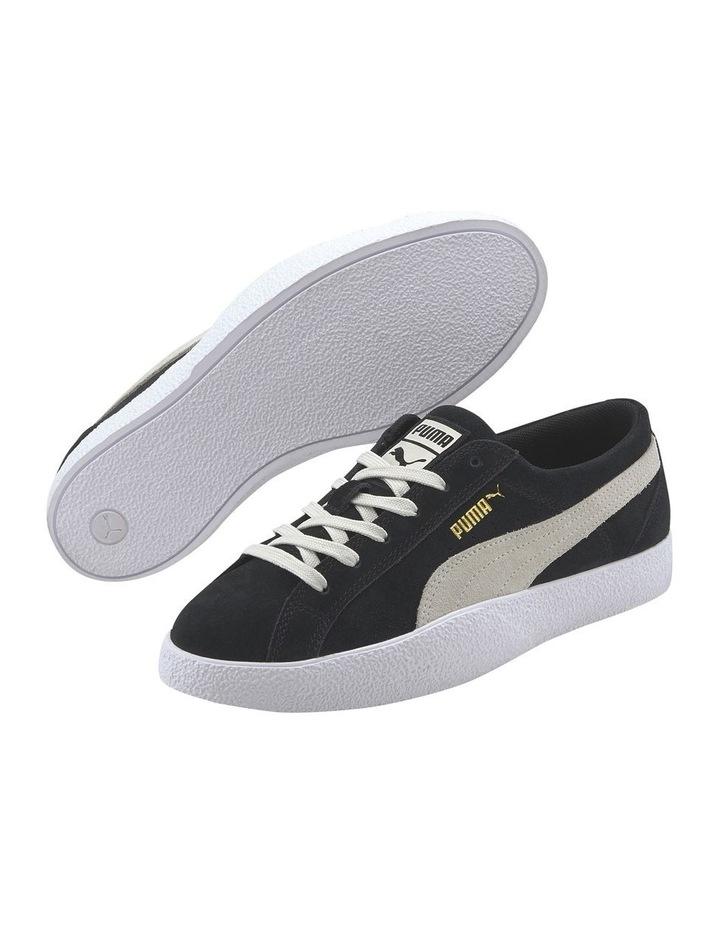 Love Suede Womens 371741 03 Black Sneaker image 1