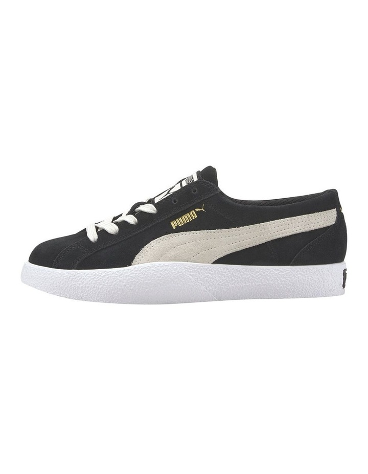 Love Suede Womens 371741 03 Black Sneaker image 2