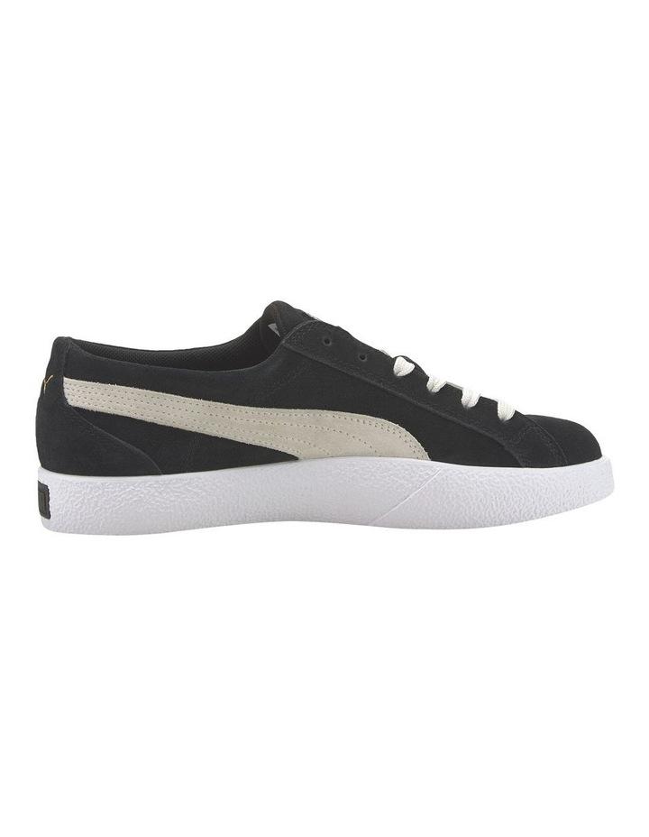 Love Suede Womens 371741 03 Black Sneaker image 3