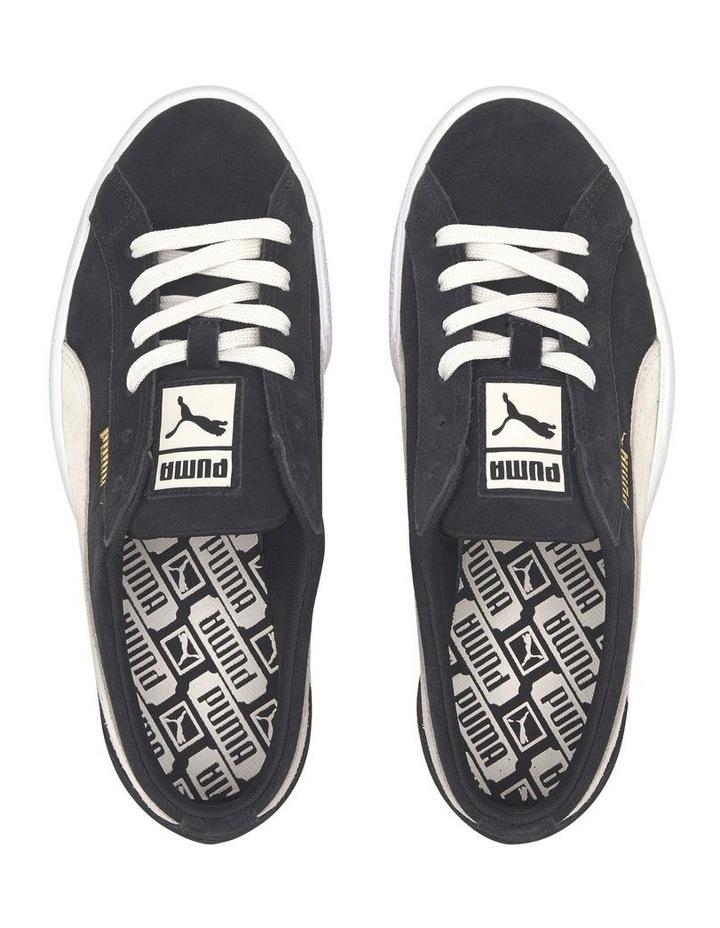 Love Suede Womens 371741 03 Black Sneaker image 4