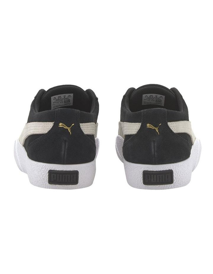 Love Suede Womens 371741 03 Black Sneaker image 5