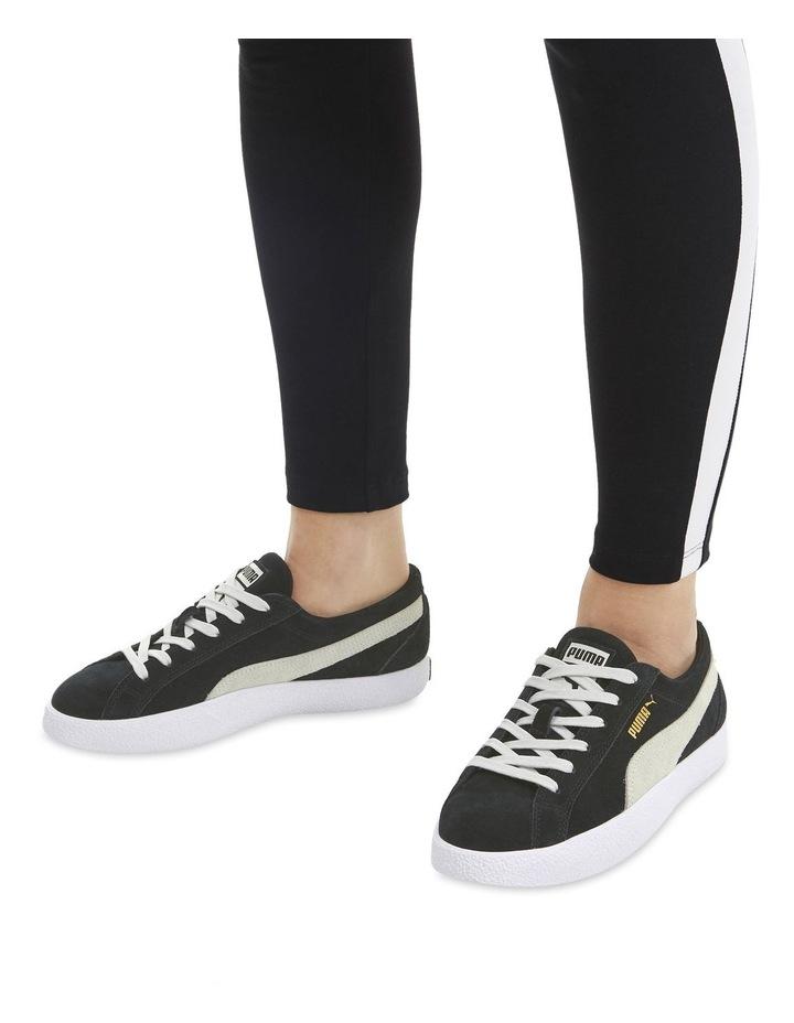 Love Suede Womens 371741 03 Black Sneaker image 7