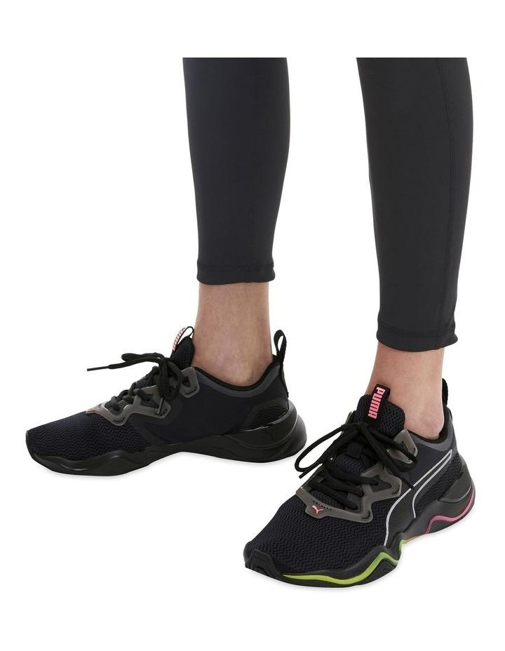 Zone XT Womens 193031 05 Black-Ignite Pink-Silver Sneaker image 7