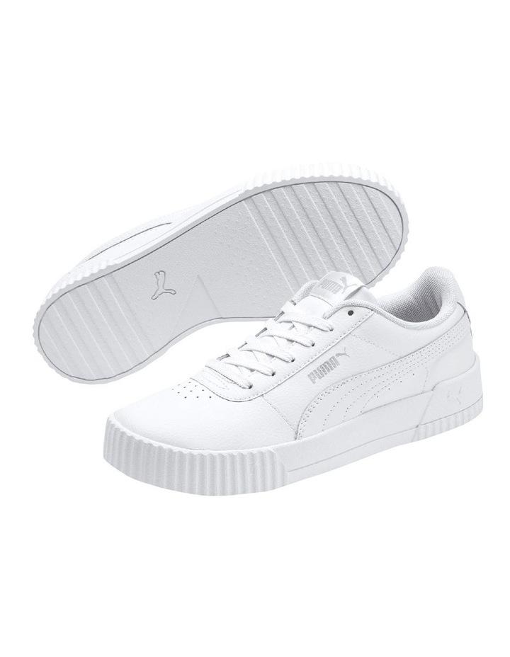 Puma Carina L 370325 02 White Sneaker