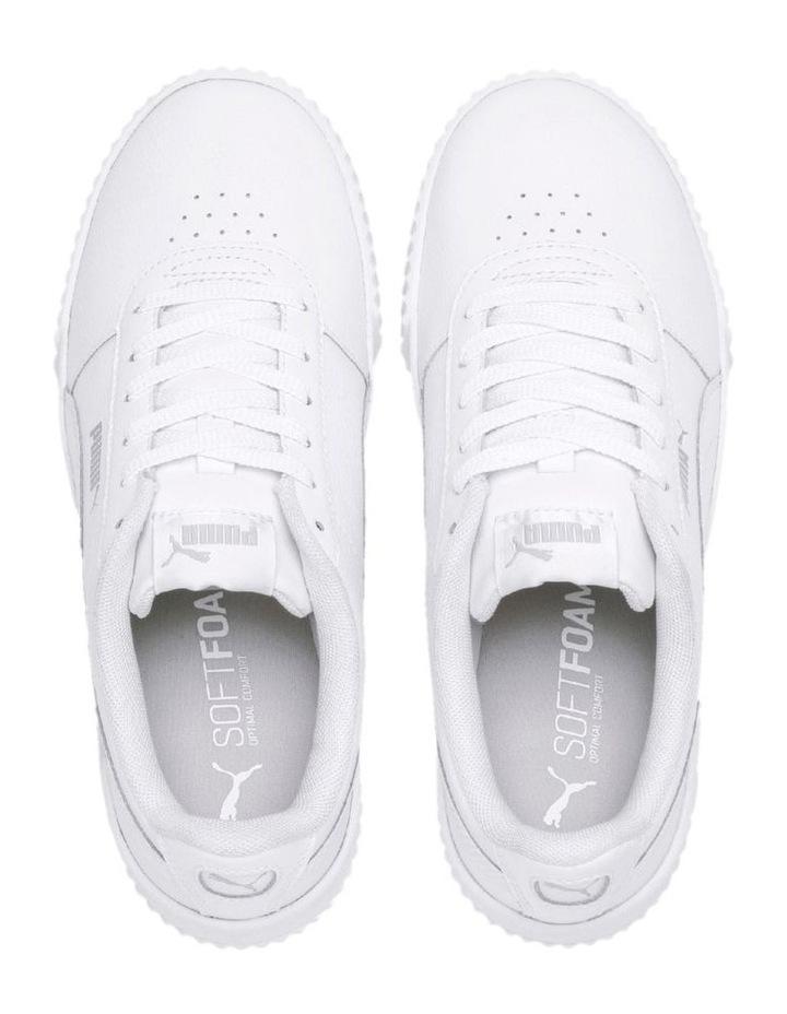 Carina L 370325 02 White Sneaker image 3