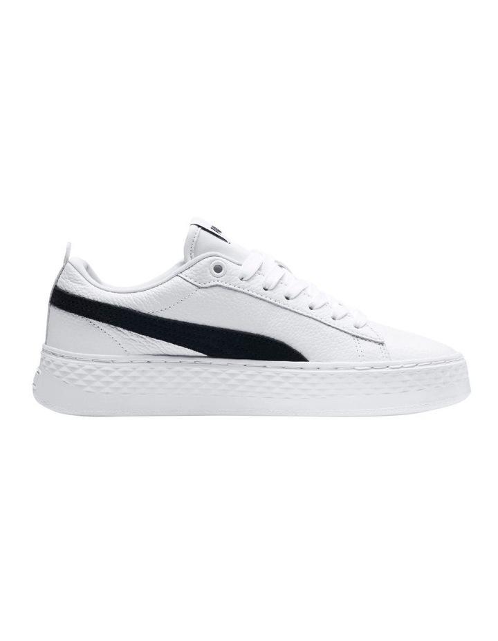 Smash Platform L  36648712 White/Black Sneaker image 1