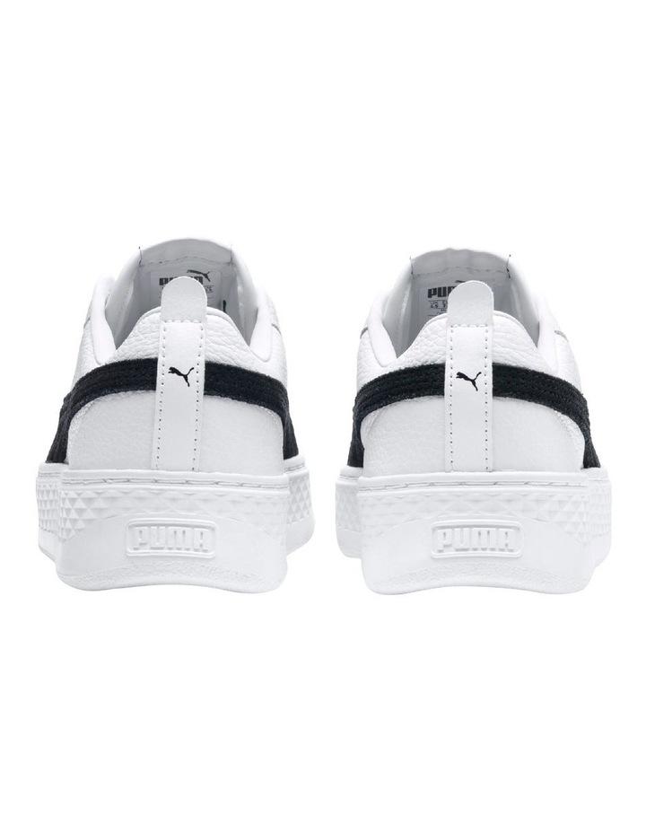 Smash Platform L  36648712 White/Black Sneaker image 3