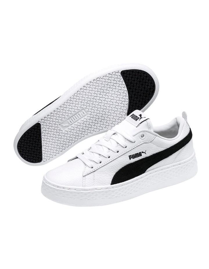 Smash Platform L  36648712 White/Black Sneaker image 4