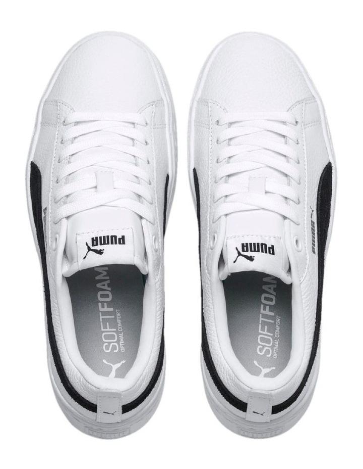 Smash Platform L  36648712 White/Black Sneaker image 6