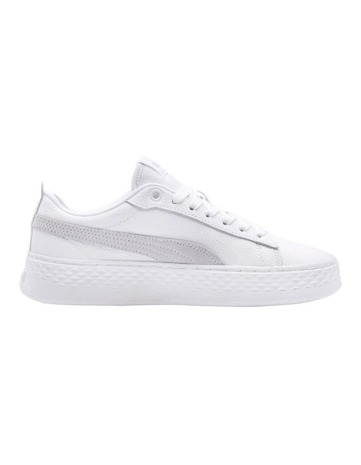 Smash Platform L  36648706 White/White Sneaker image 1
