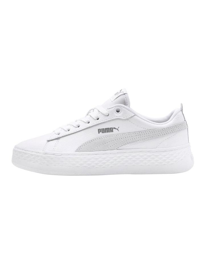 Smash Platform L  36648706 White/White Sneaker image 2