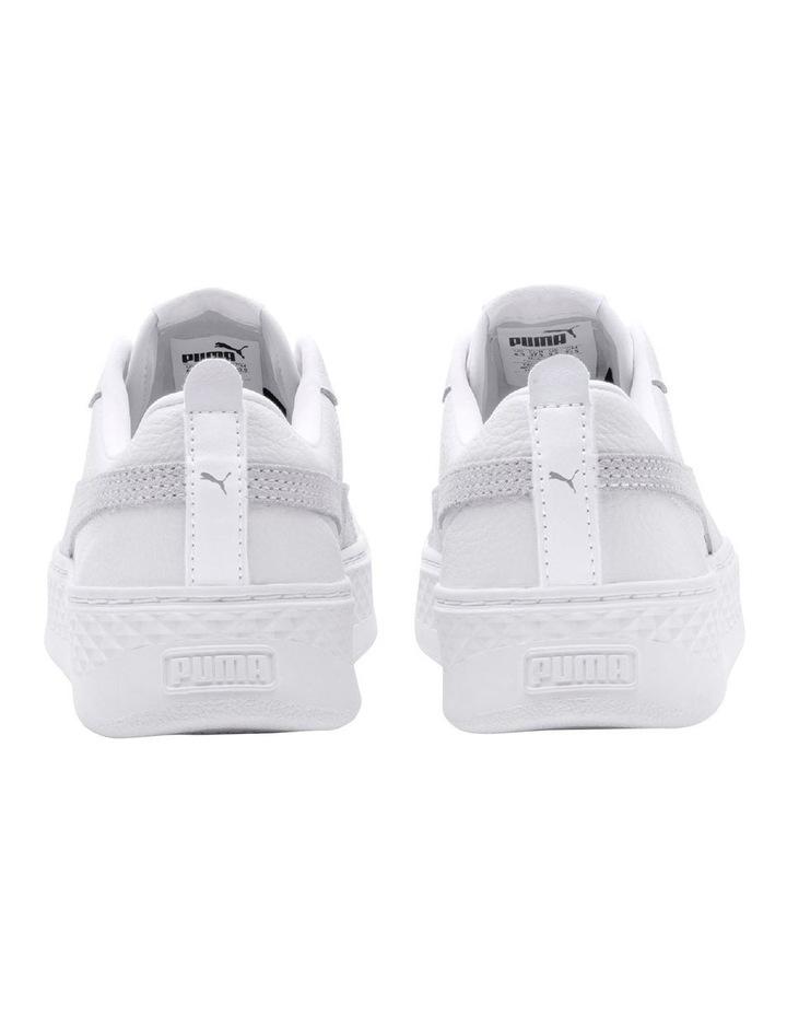 Smash Platform L  36648706 White/White Sneaker image 3