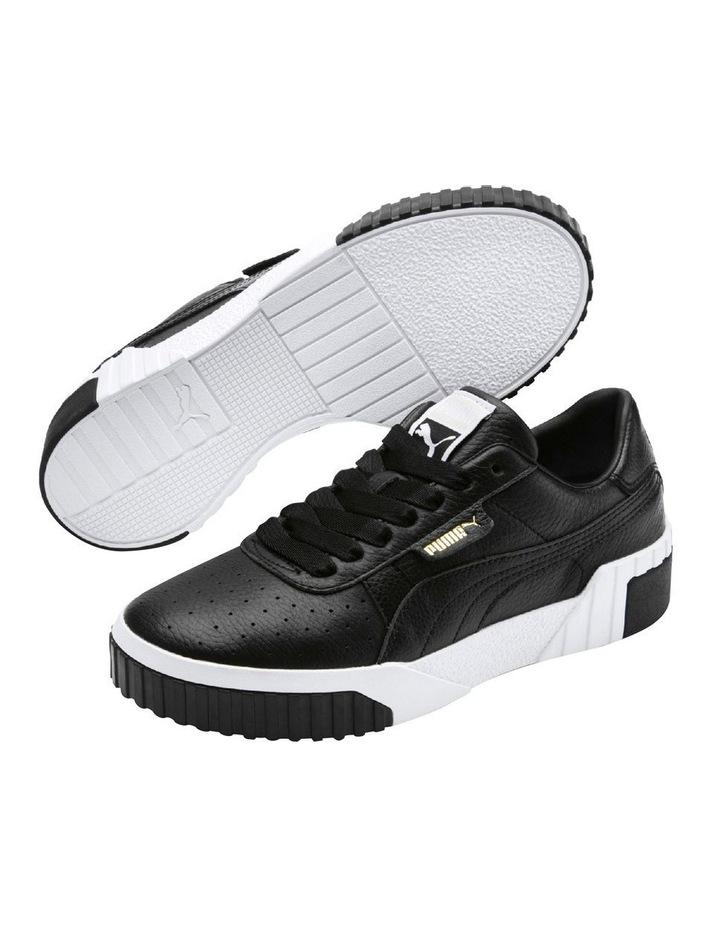 Cali Womens 36915503 Black/White Sneaker image 1