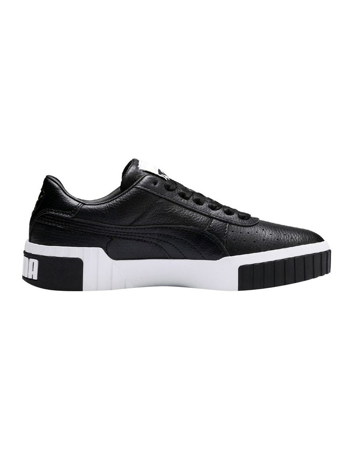Cali Womens 36915503 Black/White Sneaker image 2