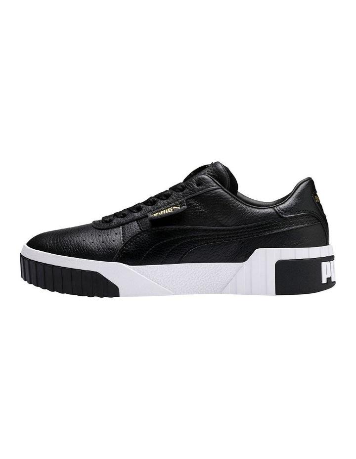 Cali Womens 36915503 Black/White Sneaker image 3