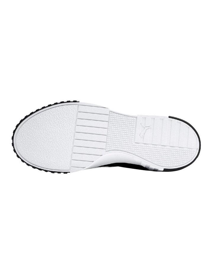 Cali Womens 36915503 Black/White Sneaker image 4