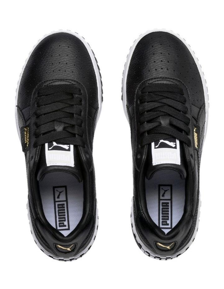 Cali Womens 36915503 Black/White Sneaker image 5