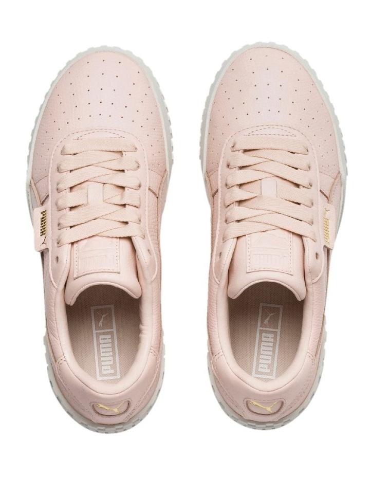 Cali Emboss Womens 36973401 Cream Tan Sneaker image 2