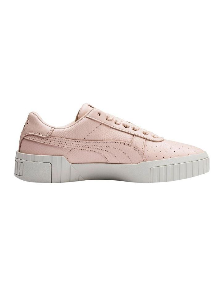 Cali Emboss Womens 36973401 Cream Tan Sneaker image 4