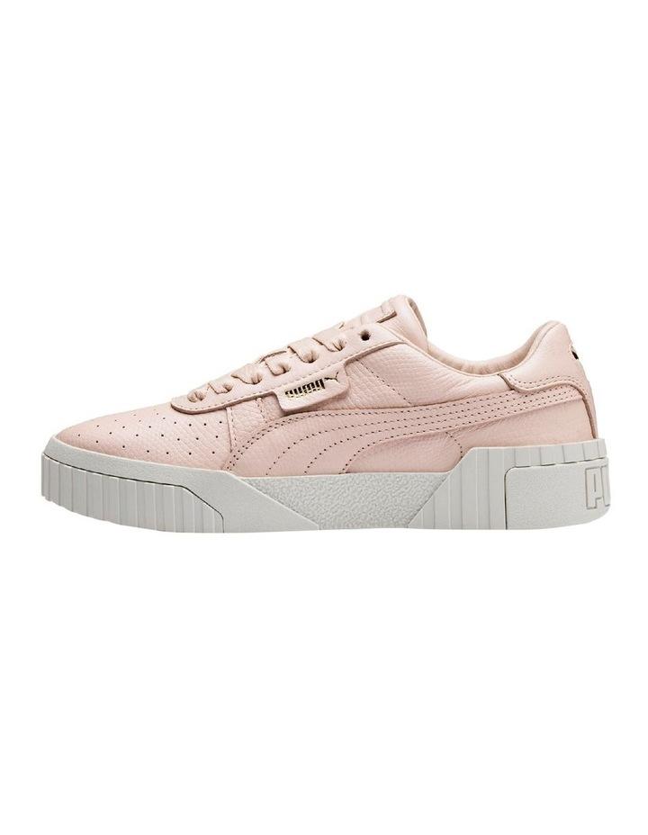 Cali Emboss Womens 36973401 Cream Tan Sneaker image 5