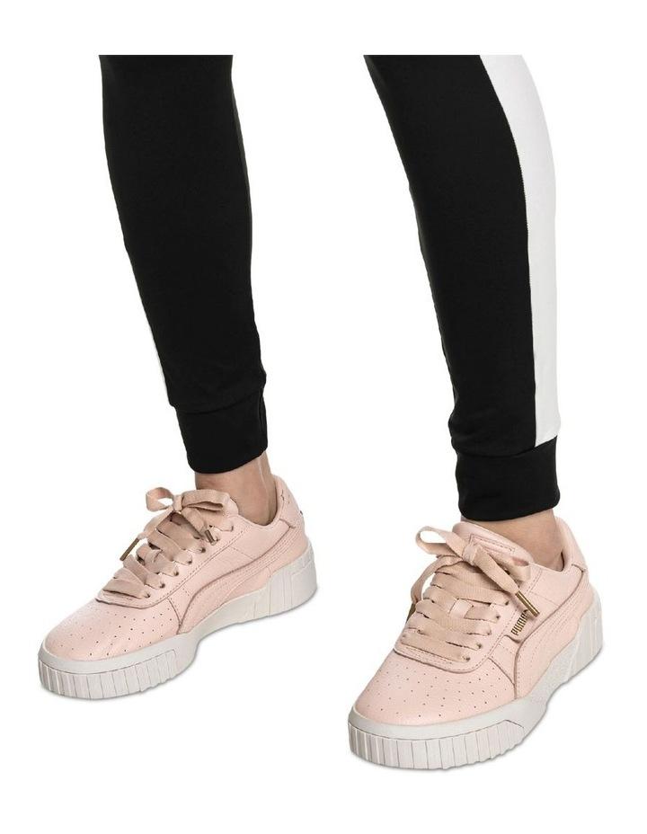 Cali Emboss Womens 36973401 Cream Tan Sneaker image 7
