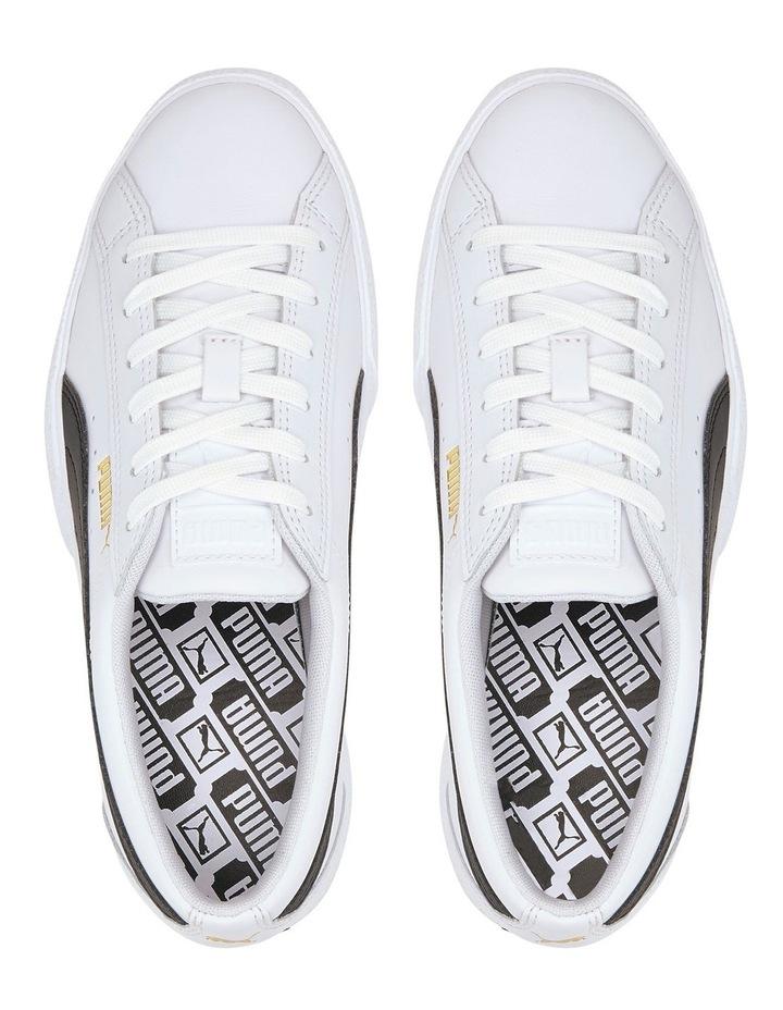 Love 372104 08 White - Puma Black Sneaker image 2