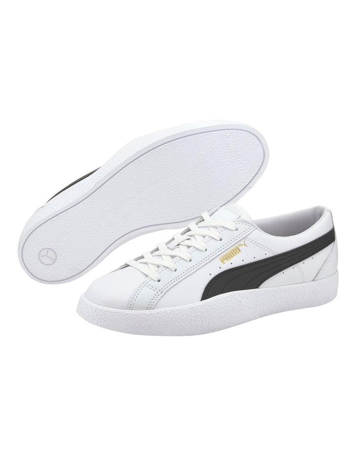 Love 372104 08 White - Puma Black Sneaker image 3