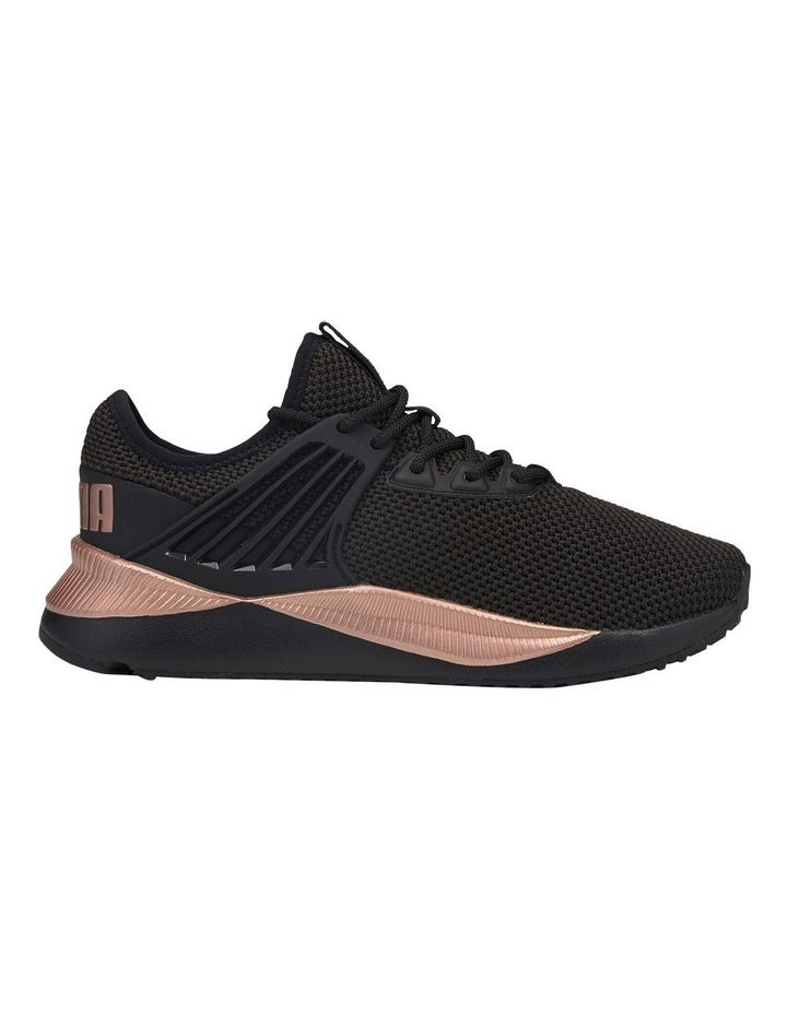 Pacer Future Lux Black-Rose Go Sneaker image 2
