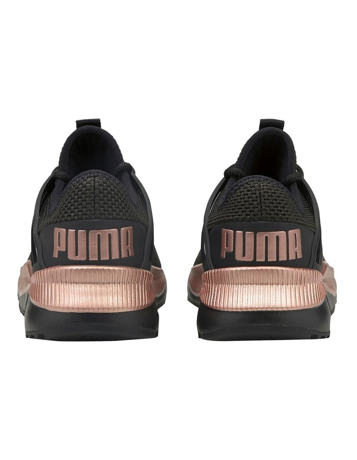 Pacer Future Lux Black-Rose Go Sneaker image 3