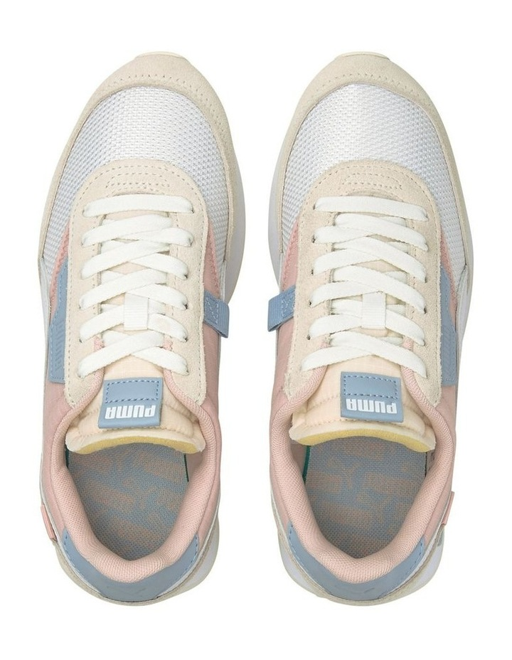 Future Rider Soft Womens Ivory Glow Lotus Sneaker image 3