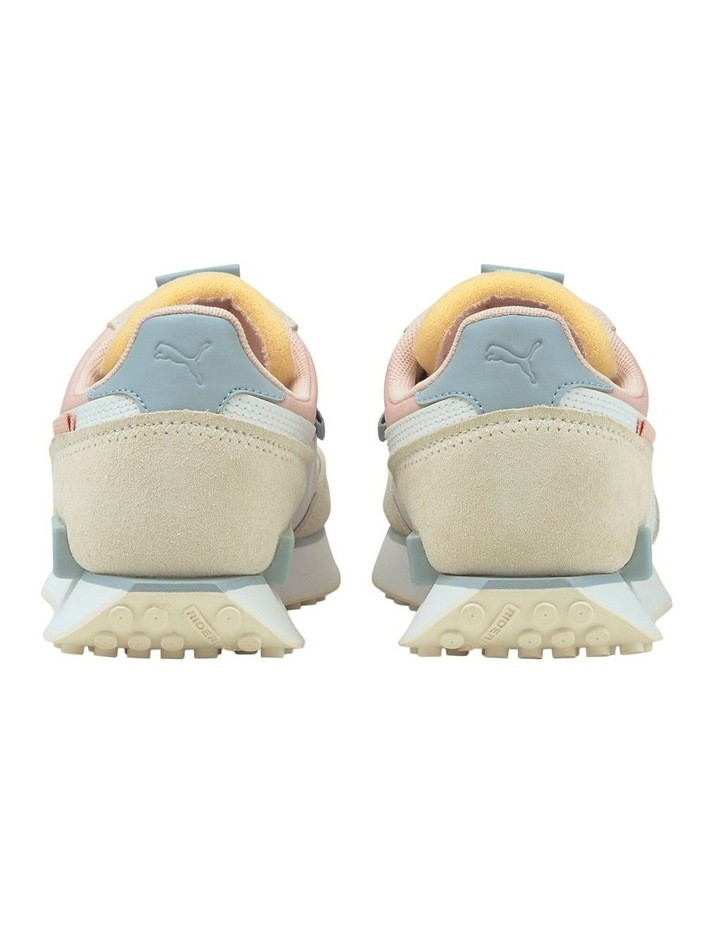 Future Rider Soft Womens Ivory Glow Lotus Sneaker image 4