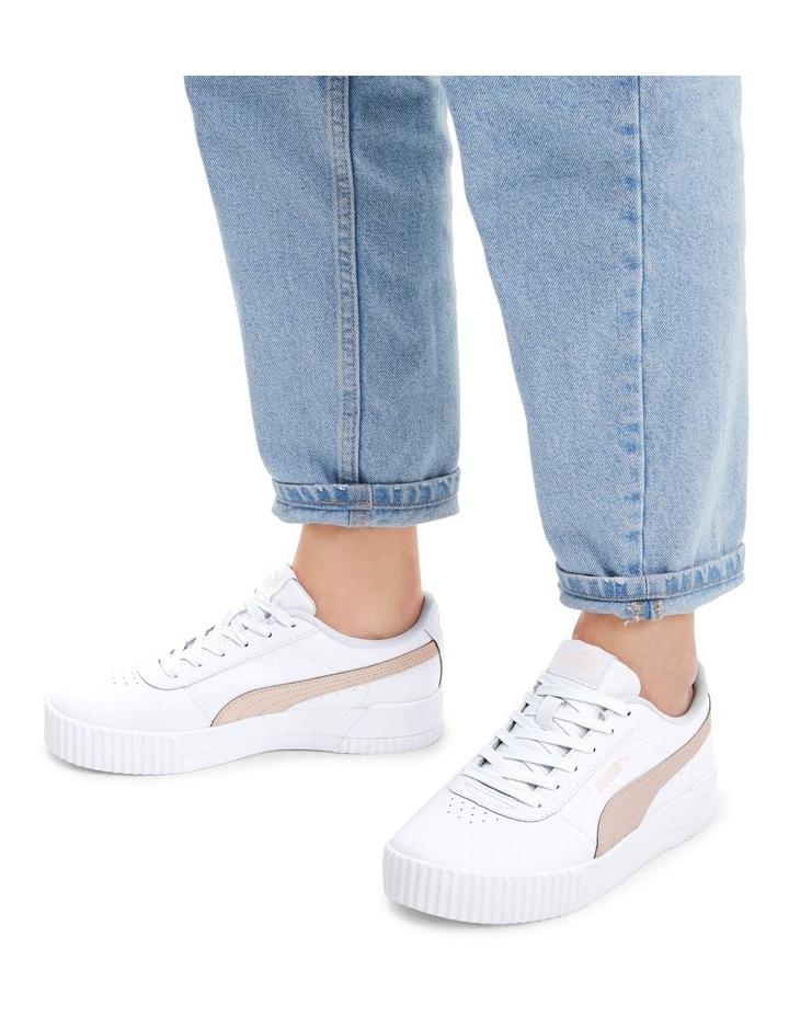 Cali L White Sneaker image 2
