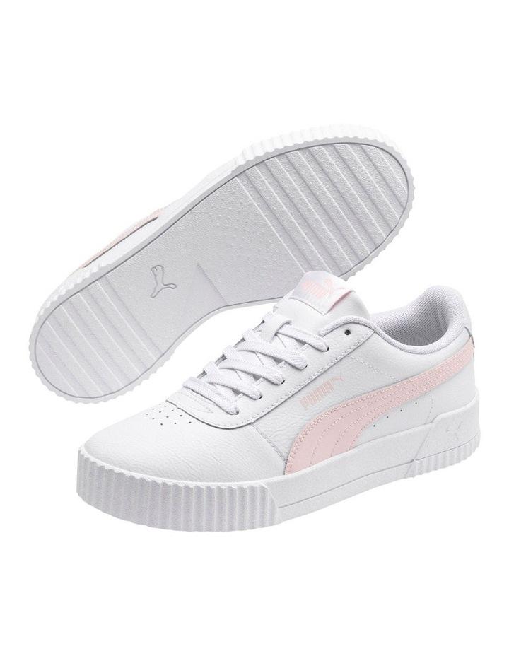 Cali L White Sneaker image 3