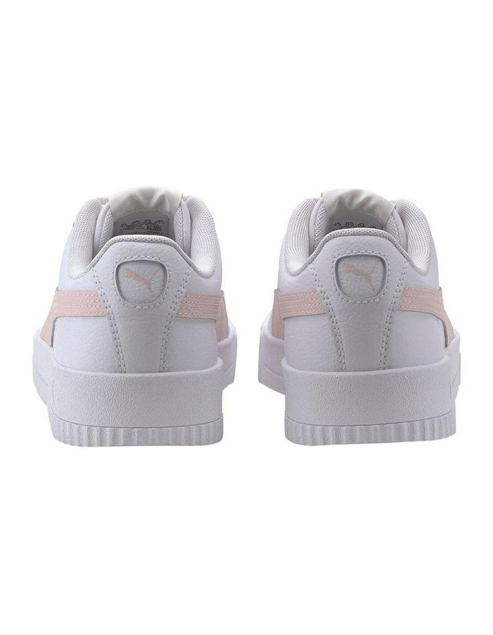 Cali L White Sneaker image 4