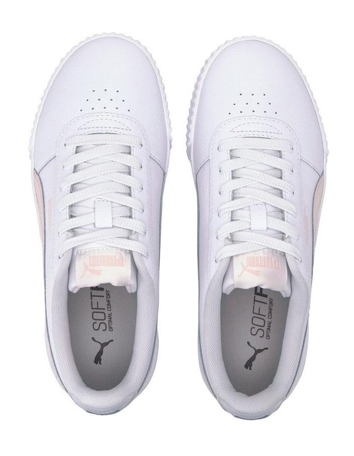 Cali L White Sneaker image 5