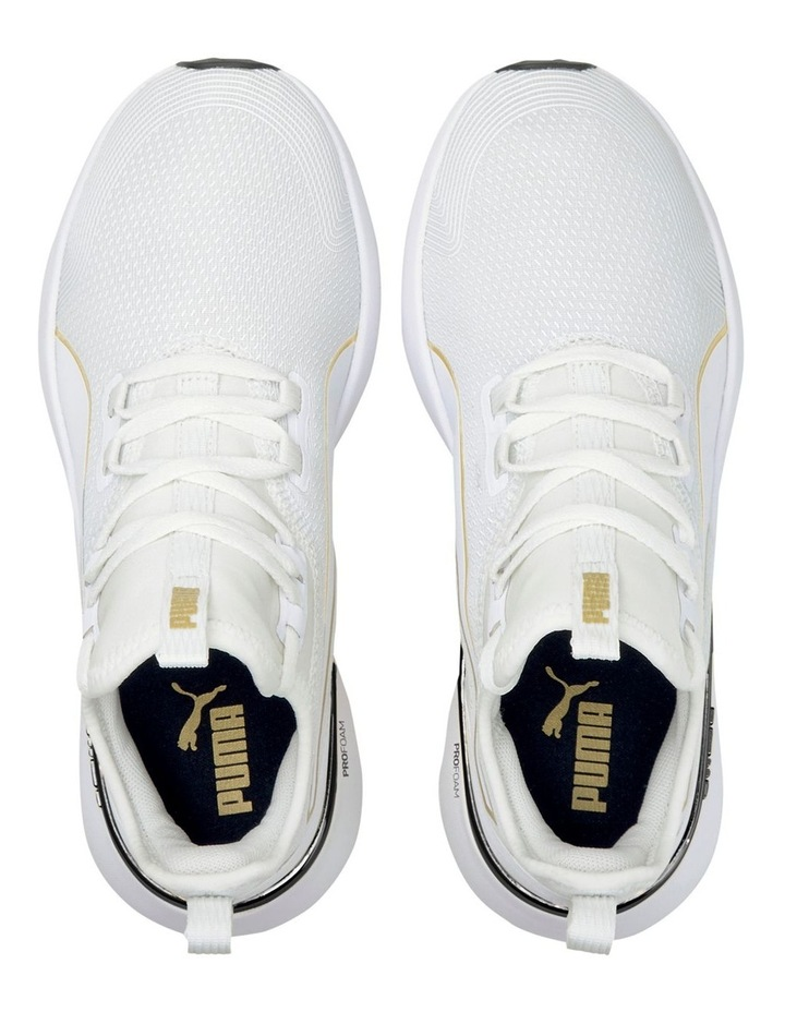 Pure XT Moto Women's White Sneaker image 4