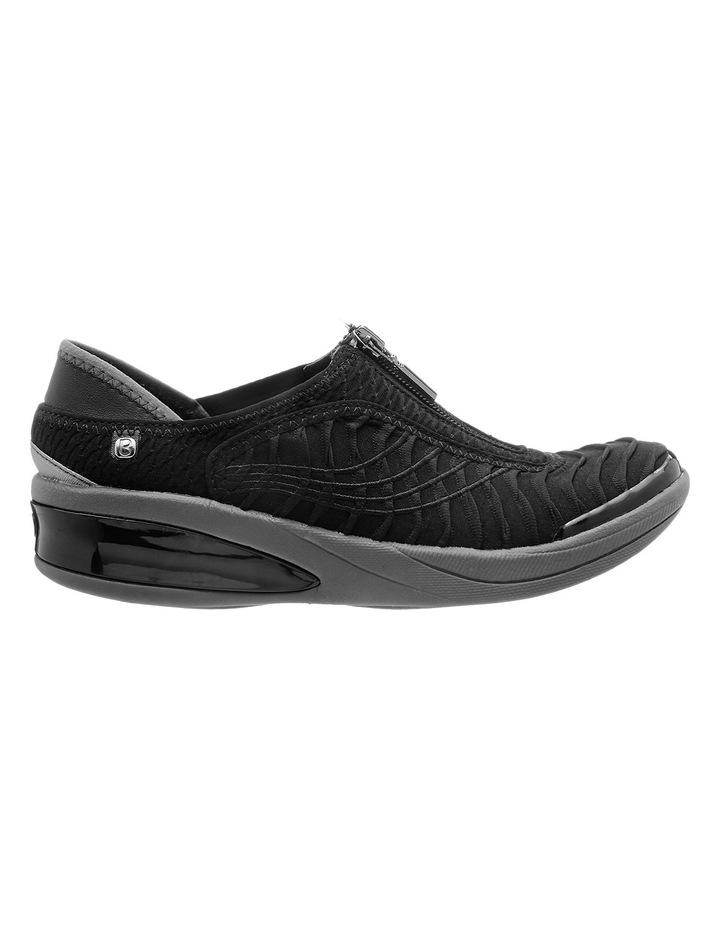Fancy Black 3D Sneaker image 1