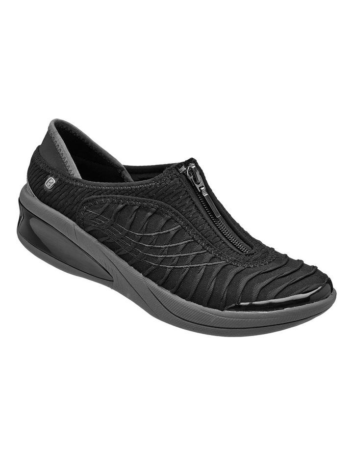 Fancy Black 3D Sneaker image 2